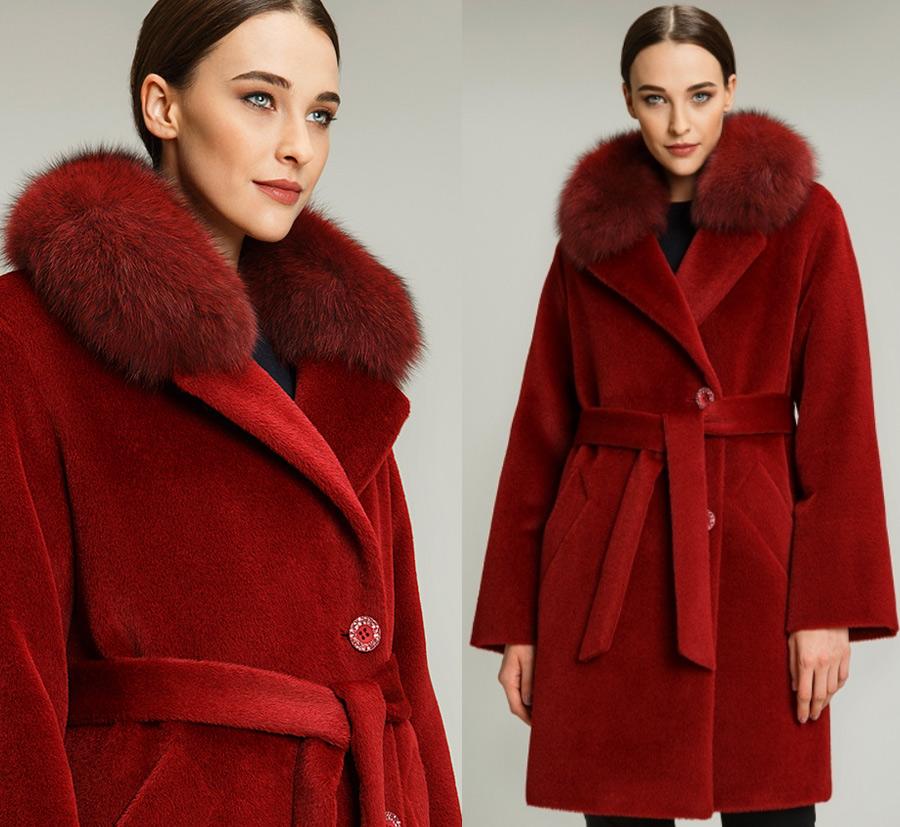 Зимние пальто для будней и праздников