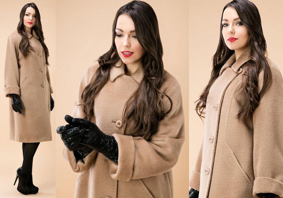 Выбираем правильно пальто для полной фигуры