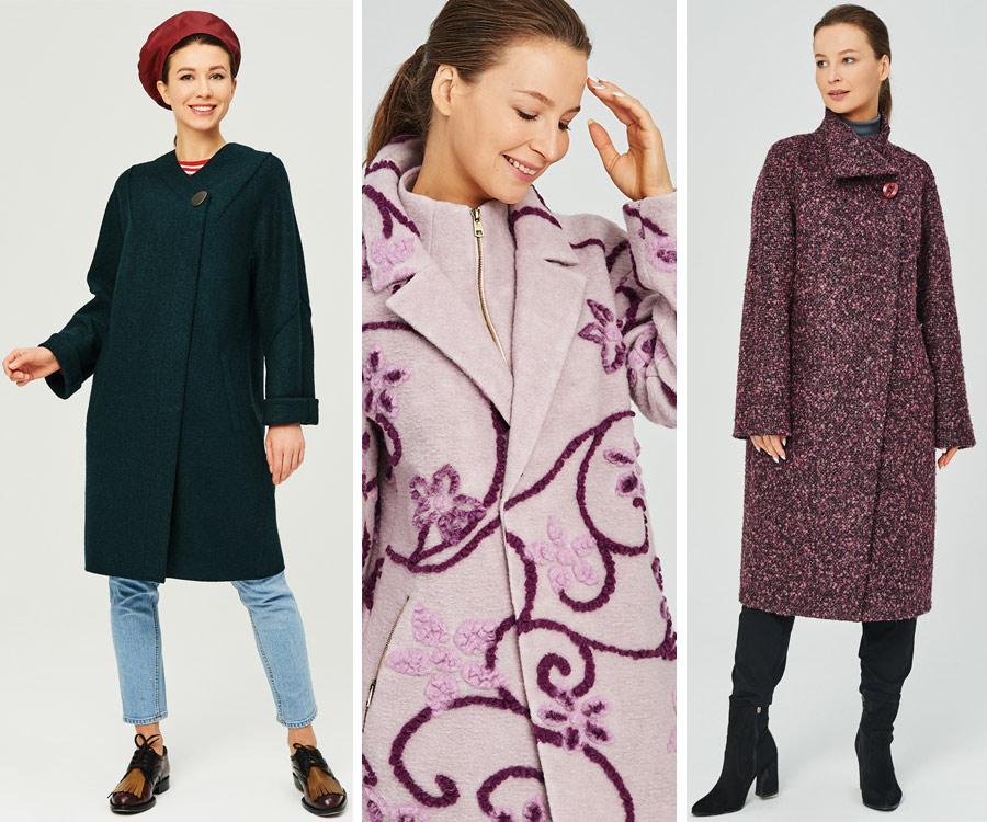 Пальто: 5 весенних идей для вдохновения