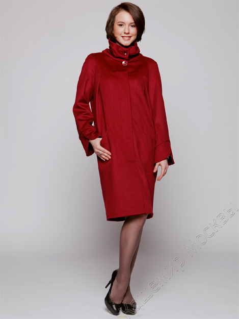 Женское весеннее пальто, фото