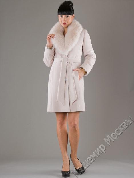 Женское пальто 2015 зимнее пальто белое