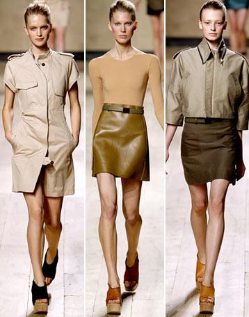 Женская Обувь Милитари