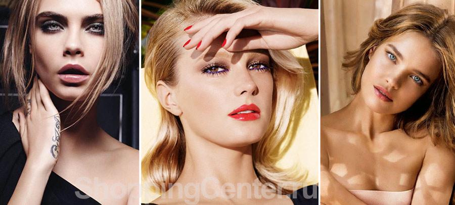 Модный макияж 2018 года, модные тенденции. Фото