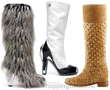 Ботинки Женские Мода