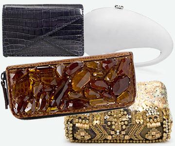 Модные сумки, вечерние сумки.  Сумка-кошелек, клатч.