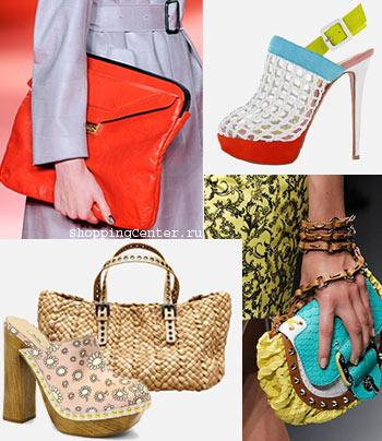 Мода. Зима 2017 Модная обувь, сумки