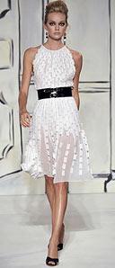 Летнее платье модное