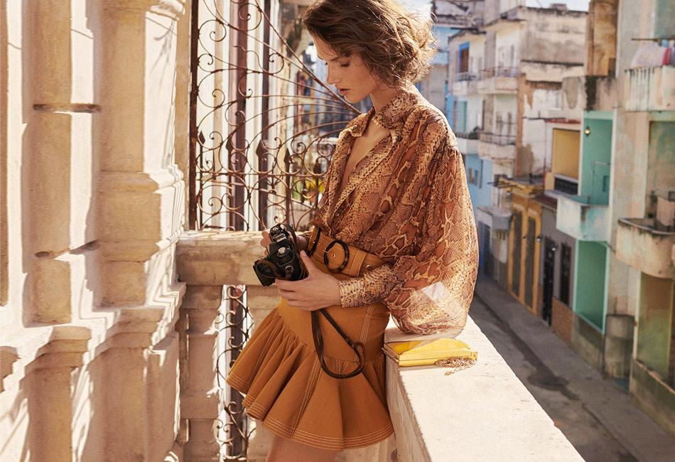 Модные юбки: цвета, фасоны, материалы