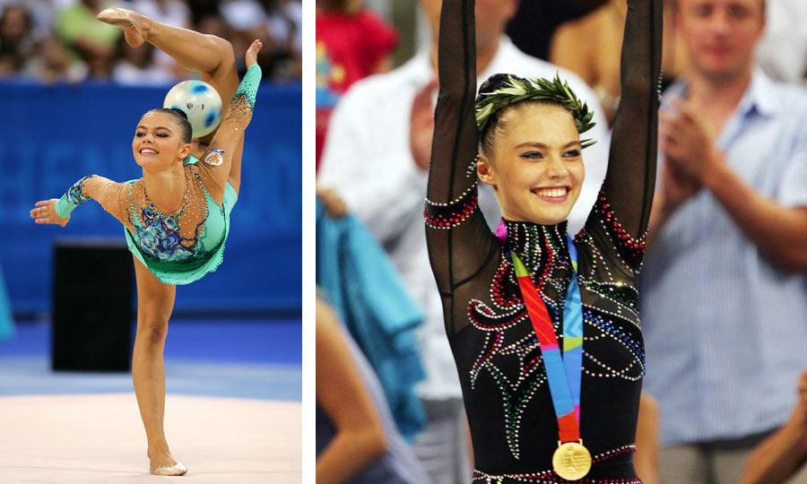 Спортивные достижения Алины Кабаевой