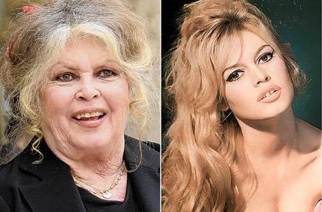 Как изменилась знаменитая Бриджит Бардо