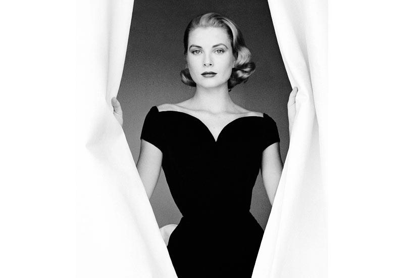 На фото: неподражаемая Грейс Келли, актриса и княгиня Монако