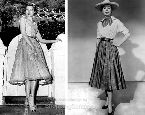 На фото: простые, но эффектные платья Грейс
