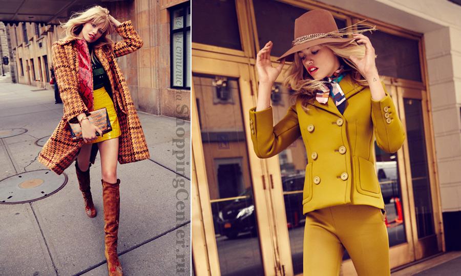 На фото Как сейчас одеваться красиво в стиле 70-х годов