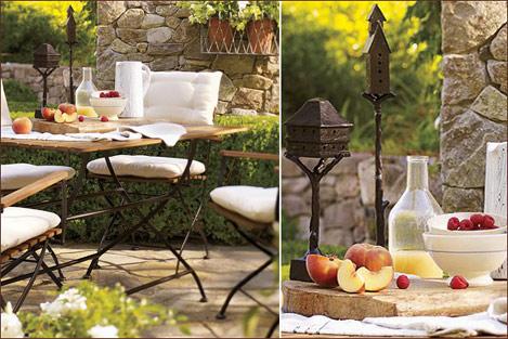 Кованый декор для дачи и сада