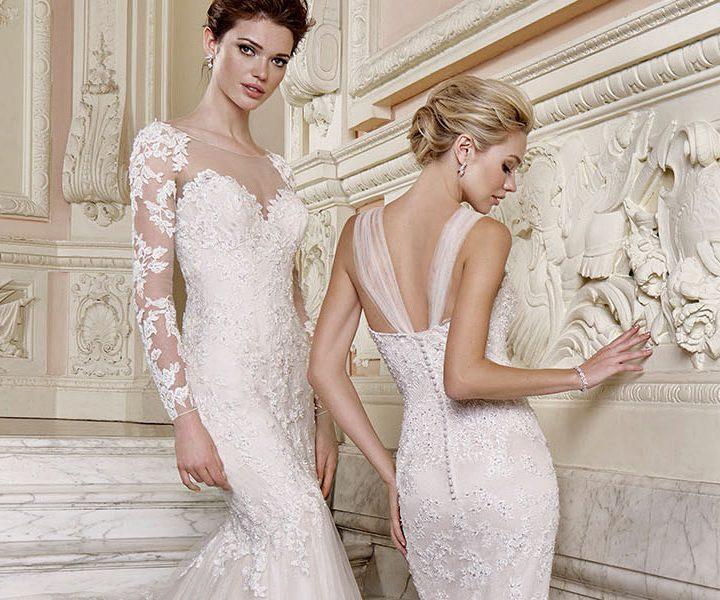 Модные свадебные платья: цвета, фасоны, материалы