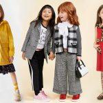 Детская мода, осень: модная одежда для девочек