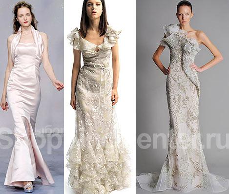 Свадебные платья из коллекций: Luisa Beccaria, Valentino, Marchesa