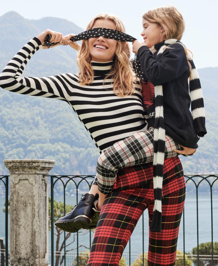 Модные осенние образы Twinset, Италия