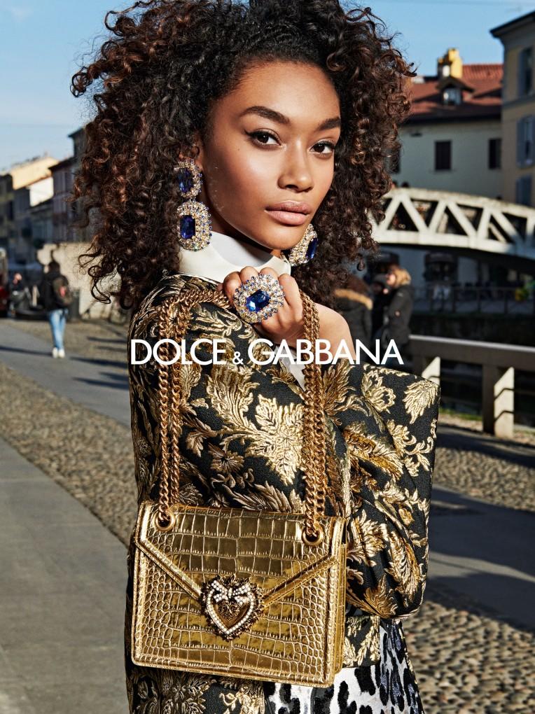 Осенние образы Dolce&Gabbana