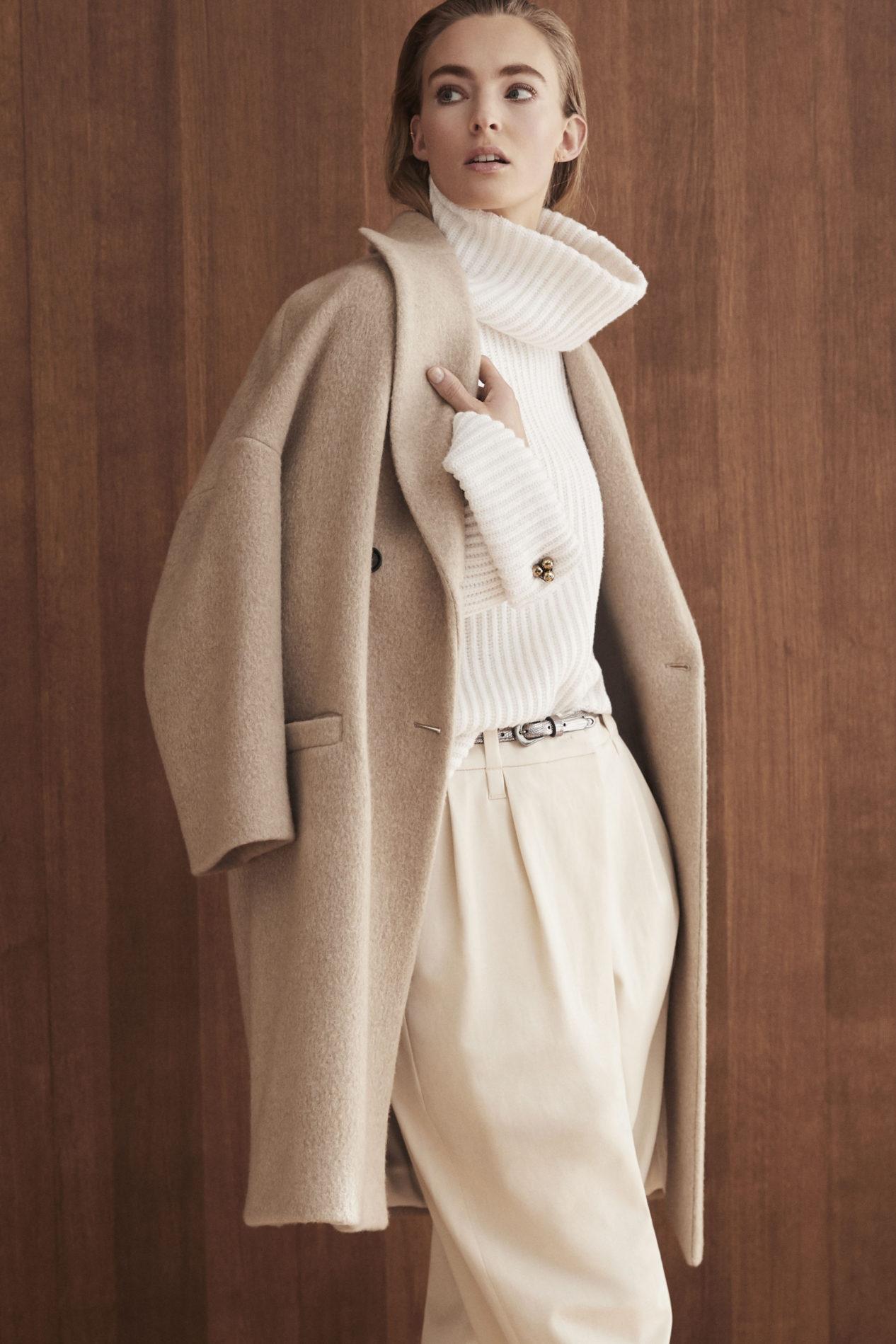 Модный образ из коллекции Brunello Cucinelli