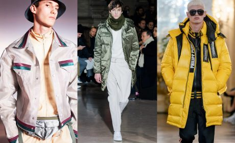 Мужская мода Осень – Зима 2019