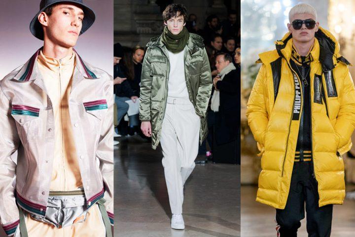 Мужская мода Осень – Зима