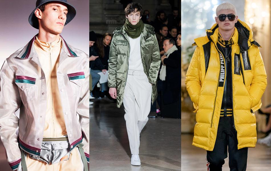 Мужская мода Осень - Зима