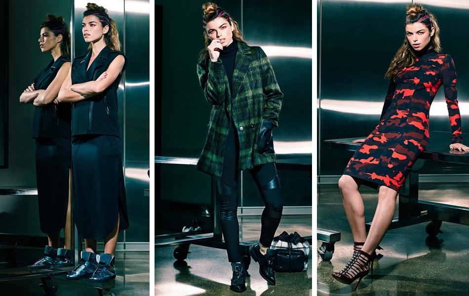 "Коллекция одежды ""L.A.M.B"" от Гвен Стефани."