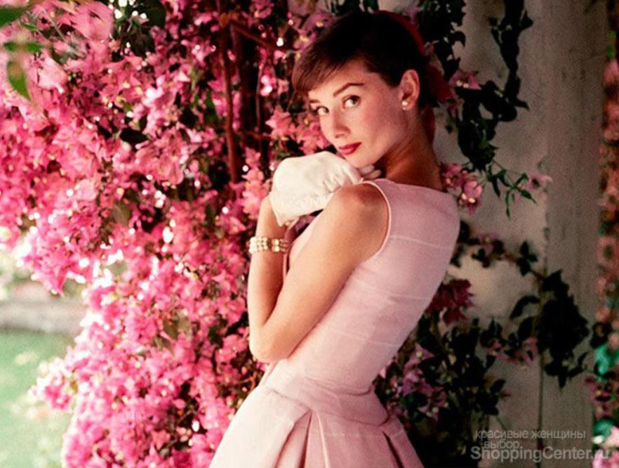 Красивые женщины, фото: Одри Хепберн (Audrey Hepburn)