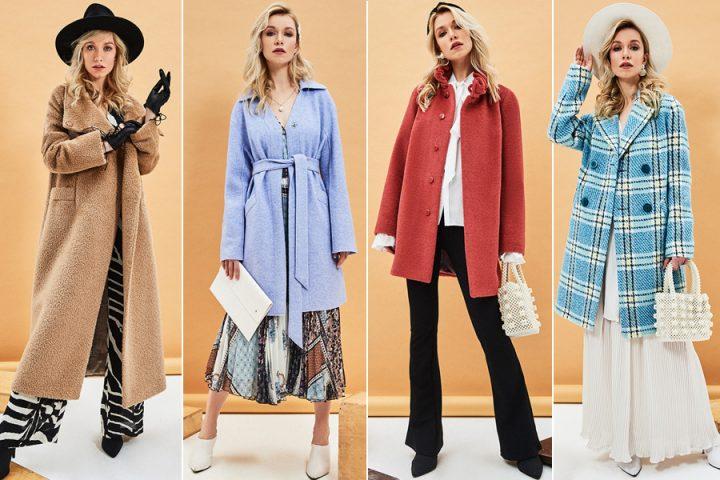 Очей очарованье: лучшие женские пальто для осени