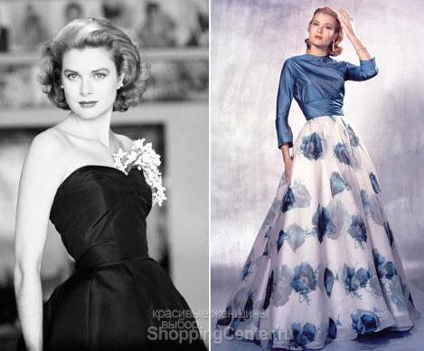 Княгиня Монако - настоящая икона стиля Америки и Европы