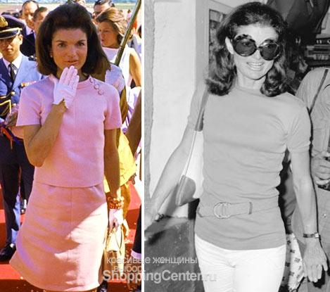 как одевалась Джеки Кеннеди