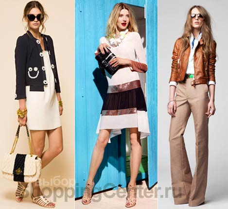 Cтильные идеи из коллекций: Moschino, Christian Dior, Dsquared2