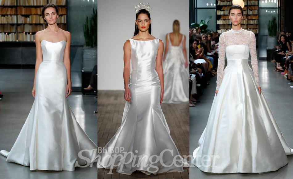 """""""Электрический белый"""" - модный тренд в дизайне свадебных платьев"""
