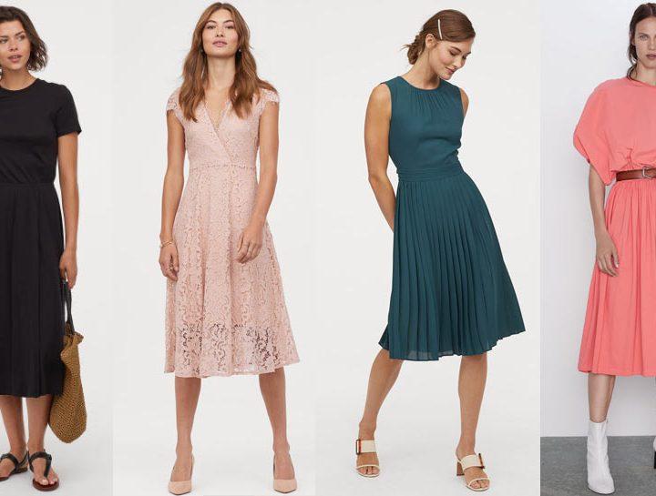 Как правильно выбрать платье: советы стилиста