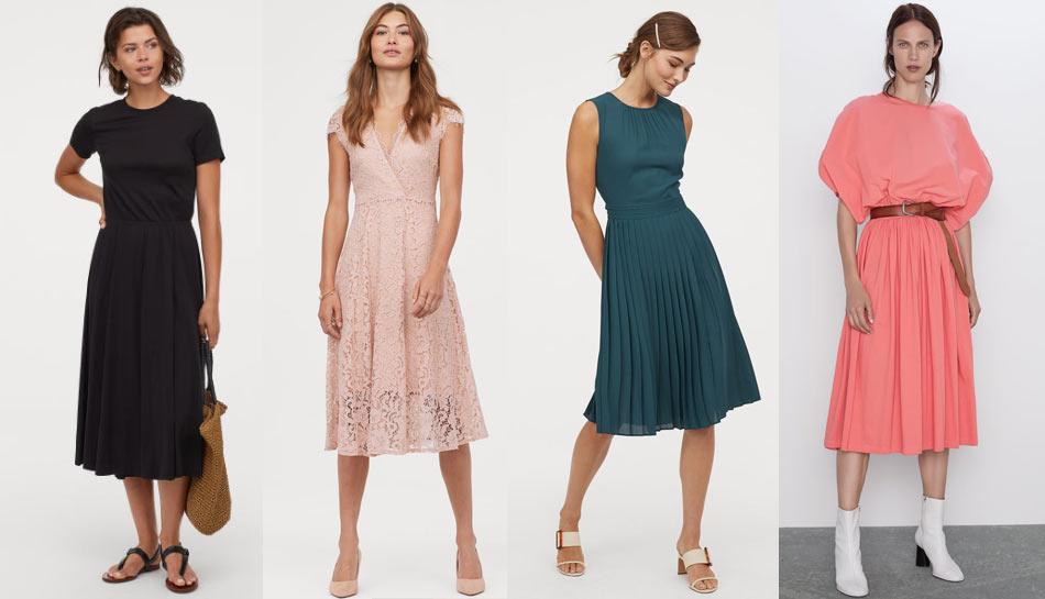 Выбираем платья - советы стилиста