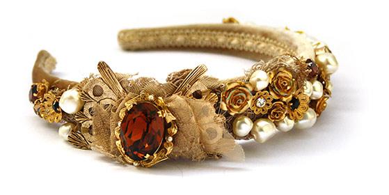 Пример золотого украшения