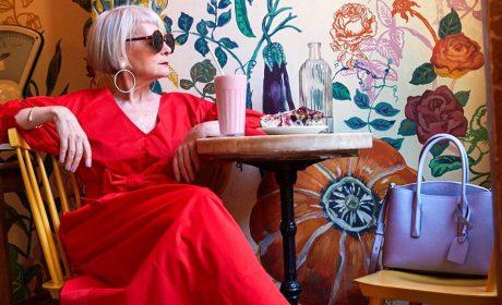 Мода для женщин за 50 и 60: стильные идеи, фото