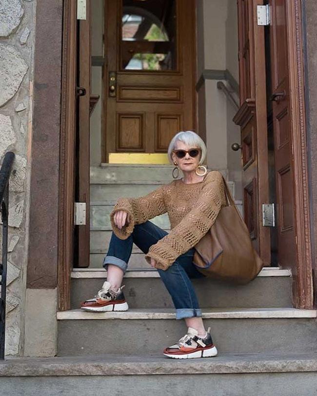 Мода для женщин за 50 и 60