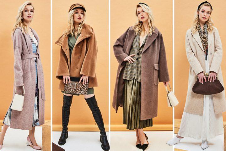 Королевский выбор: женские пальто для осени