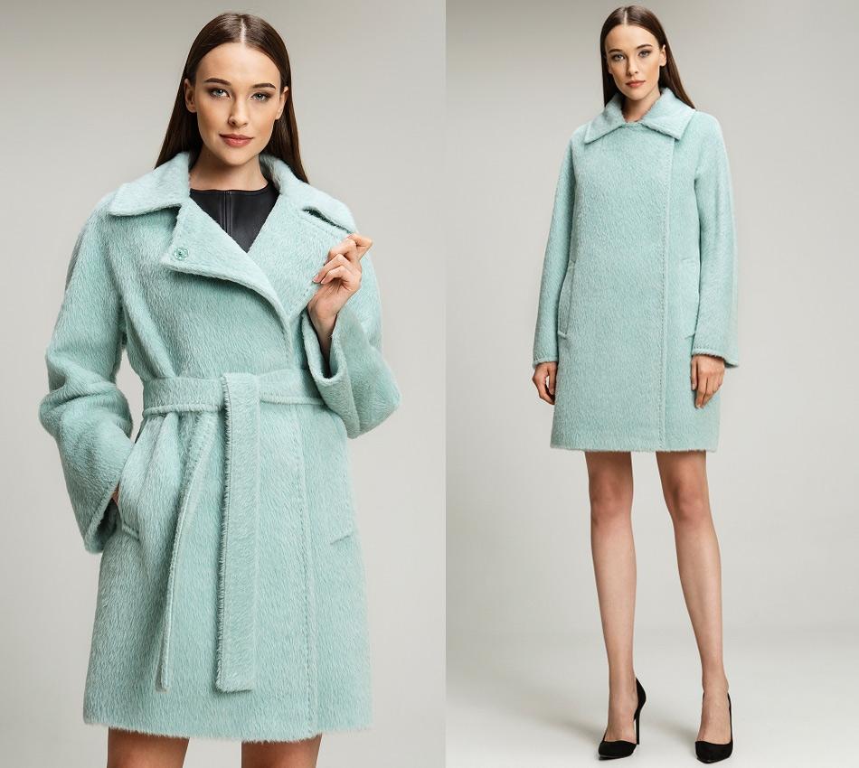 Новогодняя распродажа пальто