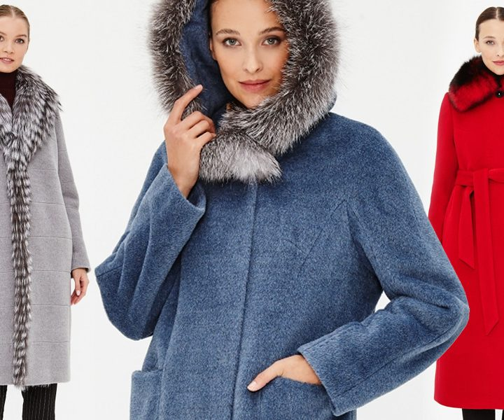 Зимнее обновление: самые красивые пальто для зимы
