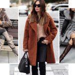 Фото, как одеваться зимой
