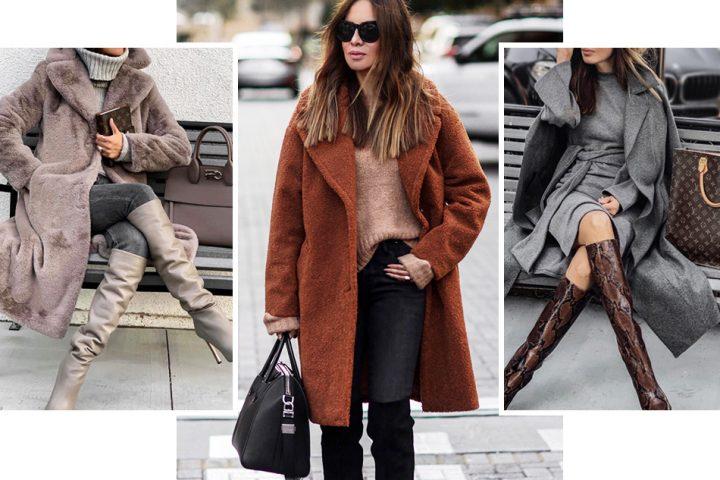9 примеров, как одеваться зимой стильно и красиво