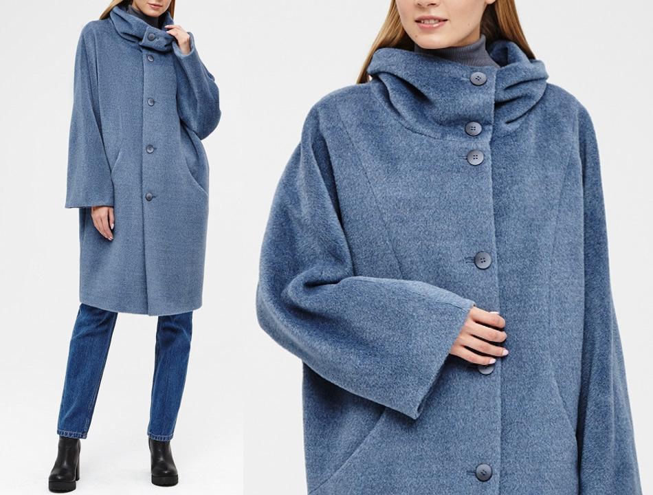 Пальто, которое стройнит