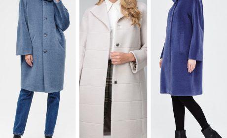 Пальто для полных женщин: 5 стильных моделей, которые лучше всего подходят
