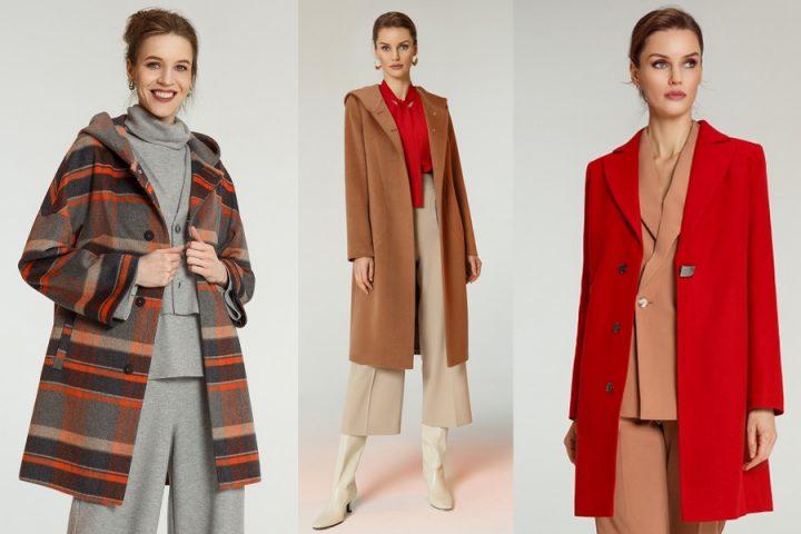 Выбирай весеннее пальто и собирай лайки!