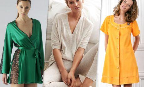Домашняя одежда: какой цвет лучше выбрать