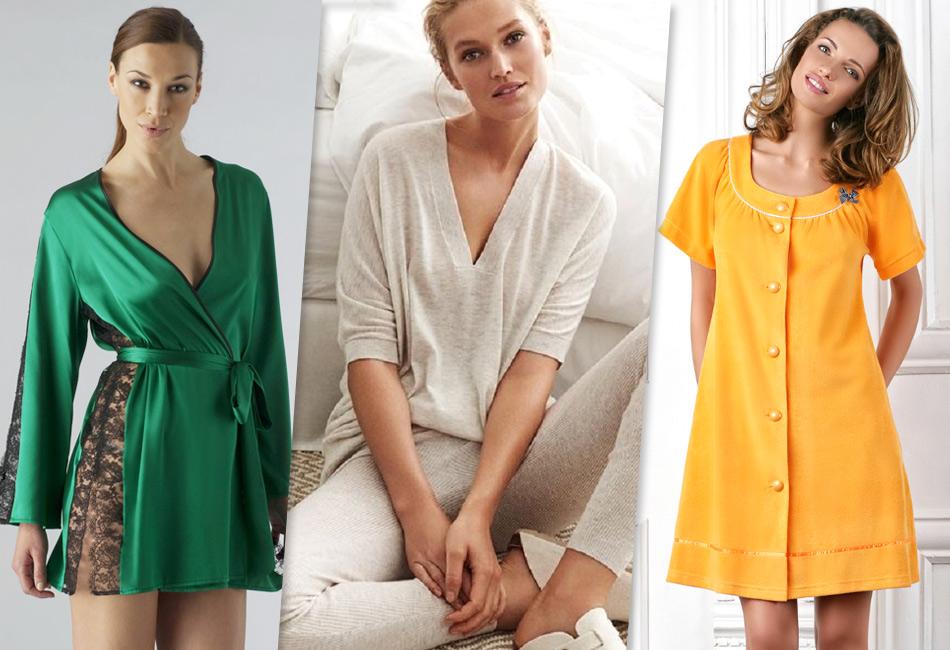 Цвет домашней одежды