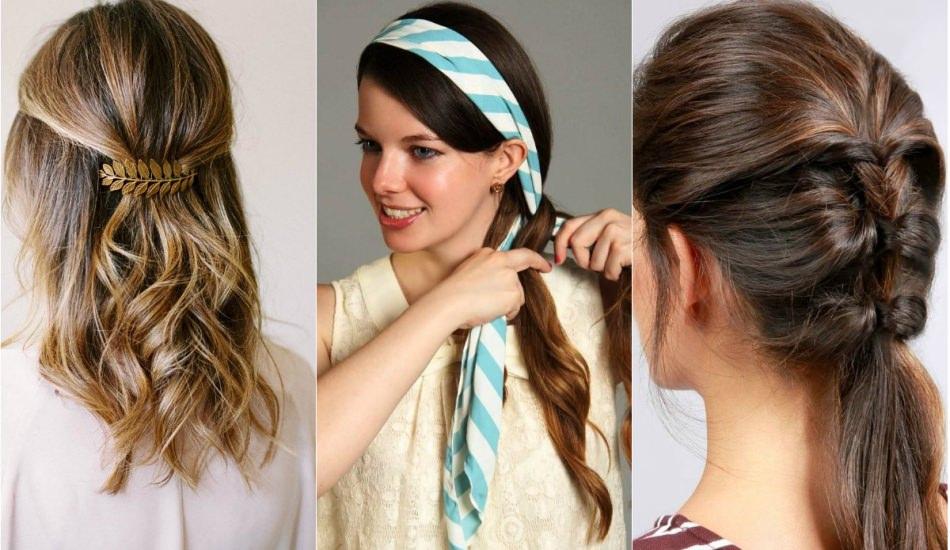 Модные прически на длинные волосы - 2021